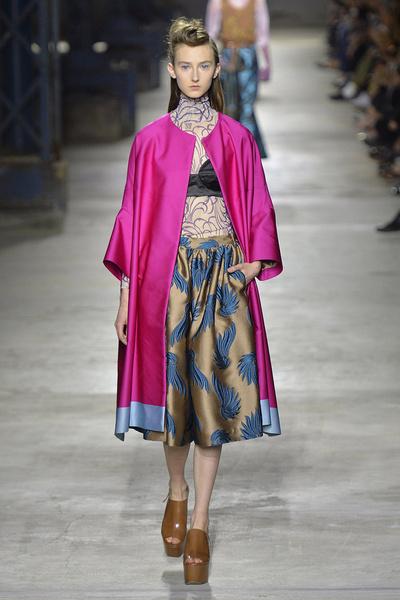 Неделя моды в Париже 2015: день второй | галерея [2] фото [2]