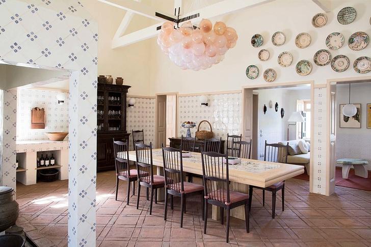 Отель по проекту Пьера Йовановича в 200-летней винодельне (фото 4)