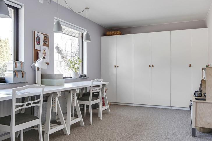 100% сканди-шик: дом в шведской глубинке (фото 17)