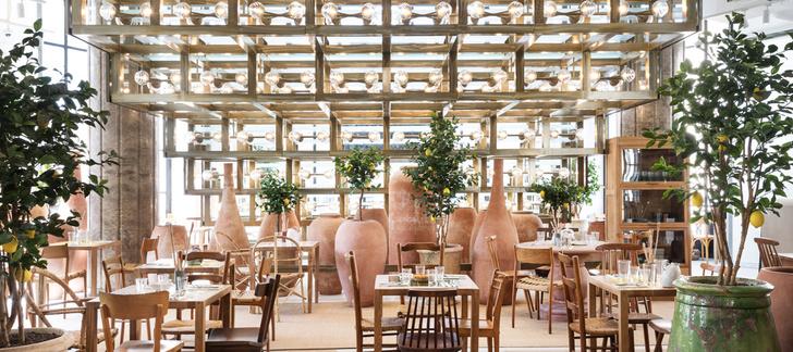 Топ-15 модных ресторанов Парижа (фото 14)
