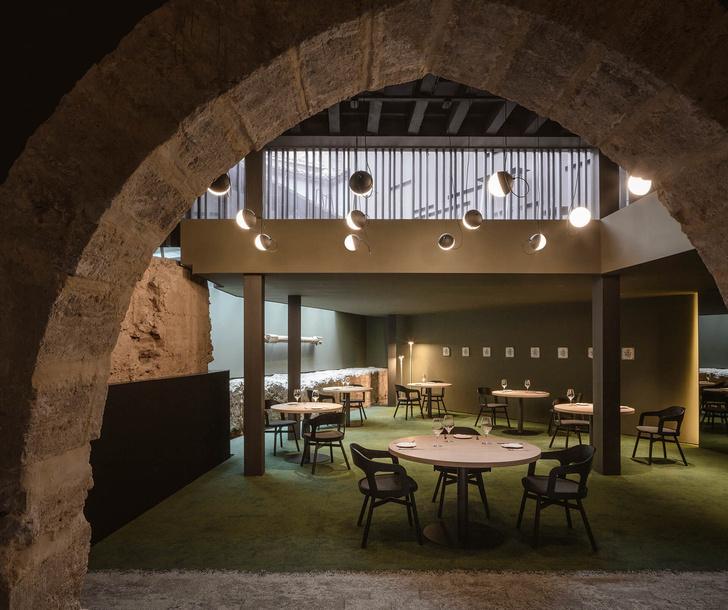 Связь времен: ресторан Sucede в Валенсии (фото 3)