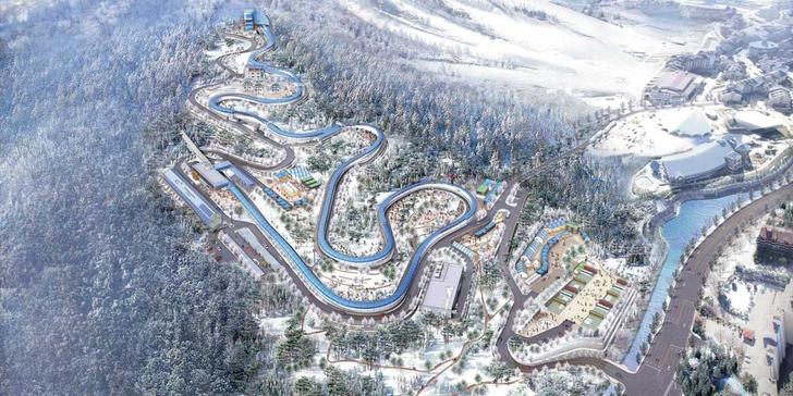 Пхёнчхан: олимпийская архитектура (фото 7)
