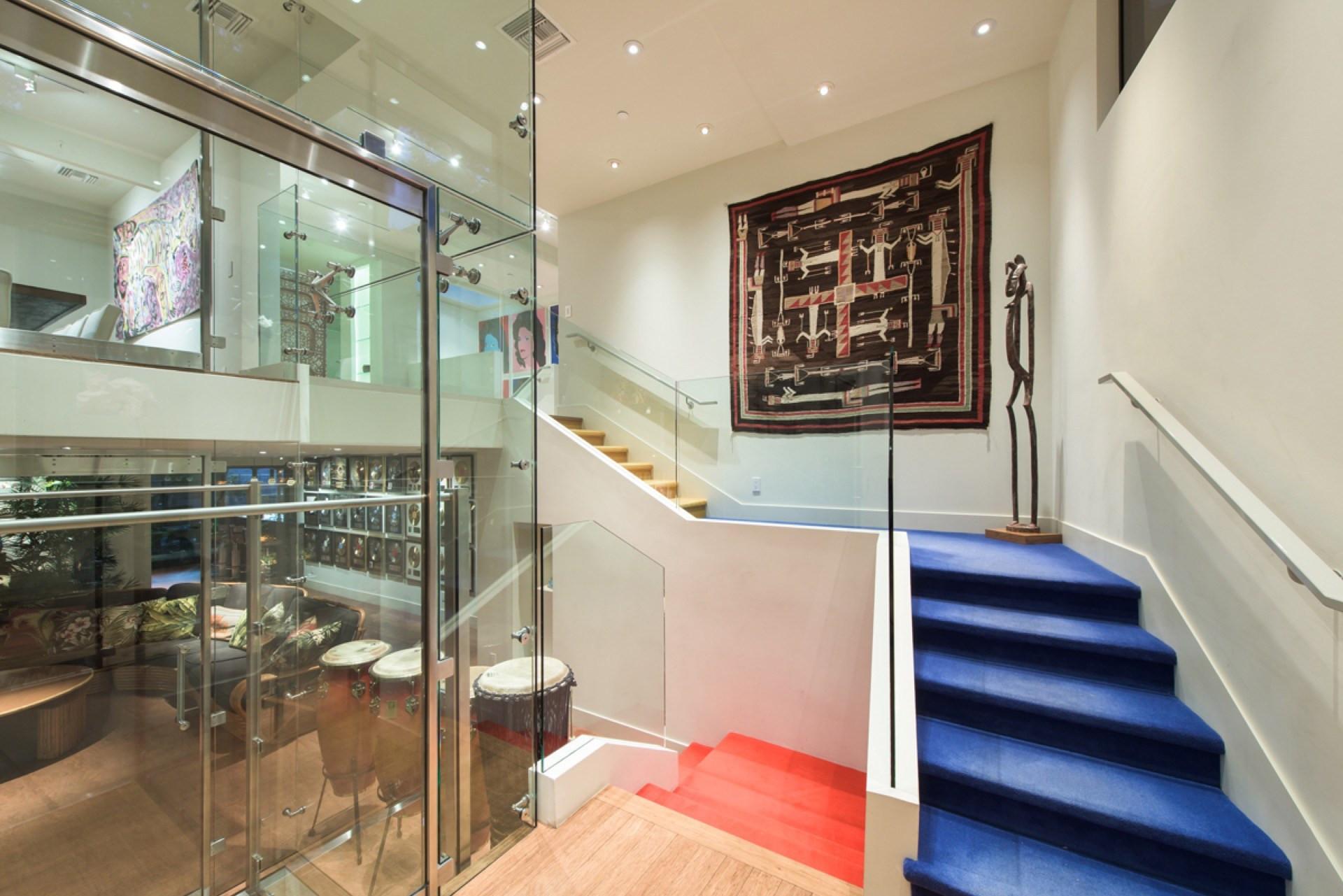 Джейн Фонда продает свой особняк в Беверли-Хиллз | галерея [1] фото [5]