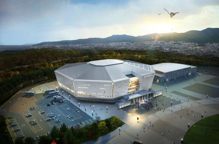 Пхёнчхан: олимпийская архитектура (фото 10)