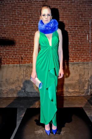 Показы мод Catherine Malandrino Осень-зима 2012-2013 | Подиум на ELLE - Подиум - фото 1669