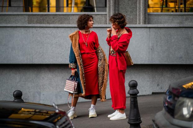 Мы не удержались: 18 стритстайл образов с Недели моды в Тбилиси (фото 3)