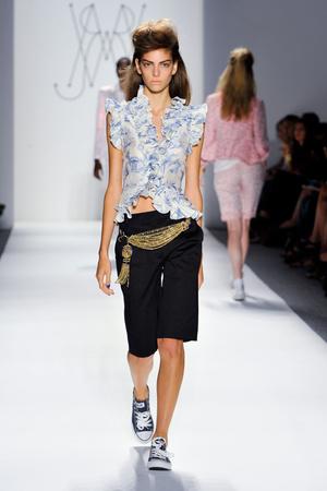 Показы мод Ruffian Весна-лето 2013 | Подиум на ELLE - Подиум - фото 1299