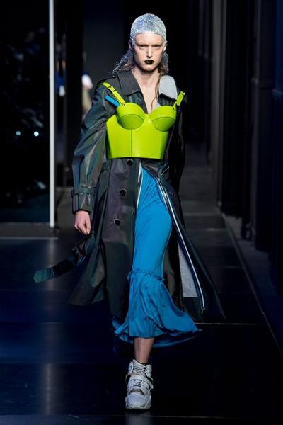 Лучшее, что случилось на Неделе высокой моды в Париже (галерея 16, фото 0)