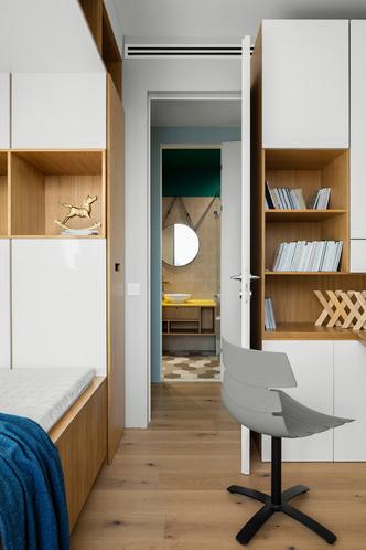 Квартира 110 м²: проект Максима Кашина (фото 14.1)