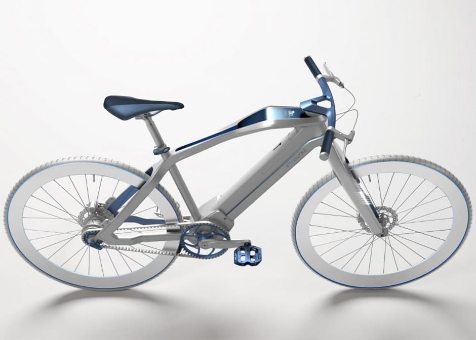 Эх, прокачу: первый электровелосипед по дизайну Pininfarina | галерея [1] фото [2]