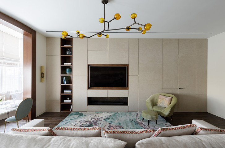 Светлая квартира 140 м² для семьи перфекционистов (фото 16)