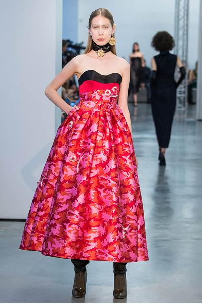 В Москве состоялся показ осенне-зимней коллекции Edem Couture | галерея [1] фото [1]