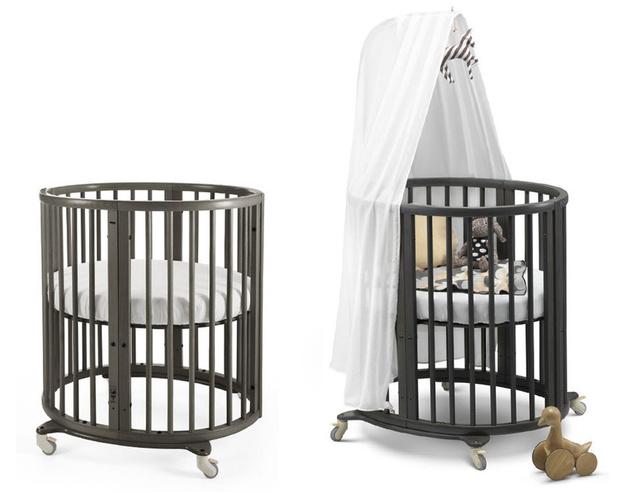 Мини-кроватка Stokke® Sleepi™ Mini Stokke фото