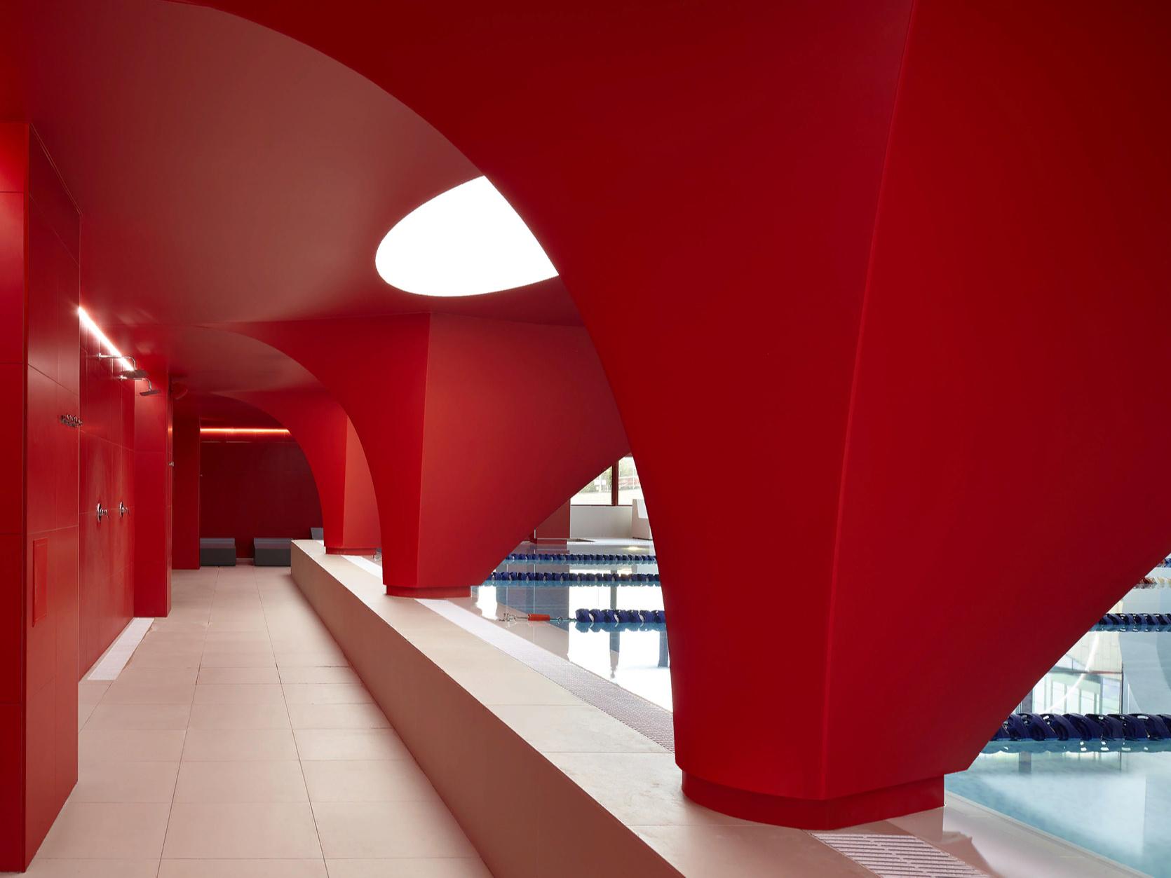 Победитель Red Dot 2018: бассейн от VOX Architects (галерея 6, фото 1)