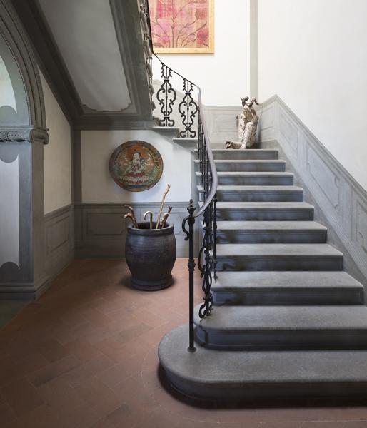 Дома звезд: вилла Стинга в Тоскане (фото 8.1)