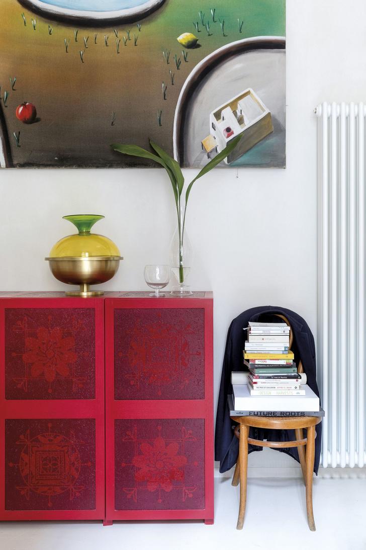 Лучше меньше да лучше: микроквартира дизайнера Альдо Чибика в Милане (фото 5)