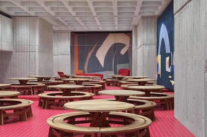 Новая штаб-квартира Acne в Стокгольме (фото 2)