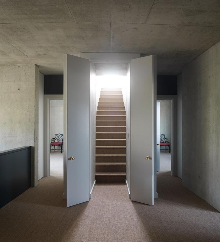Дом архитектора Адама Ричардса в Западном Сассексе (фото 15)