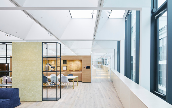 Новое здание штаб-квартиры Swarovski от студии Snøhetta (фото 6)