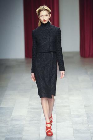 Показы мод Emilio de la Morena Осень-зима 2011-2012 | Подиум на ELLE - Подиум - фото 2261