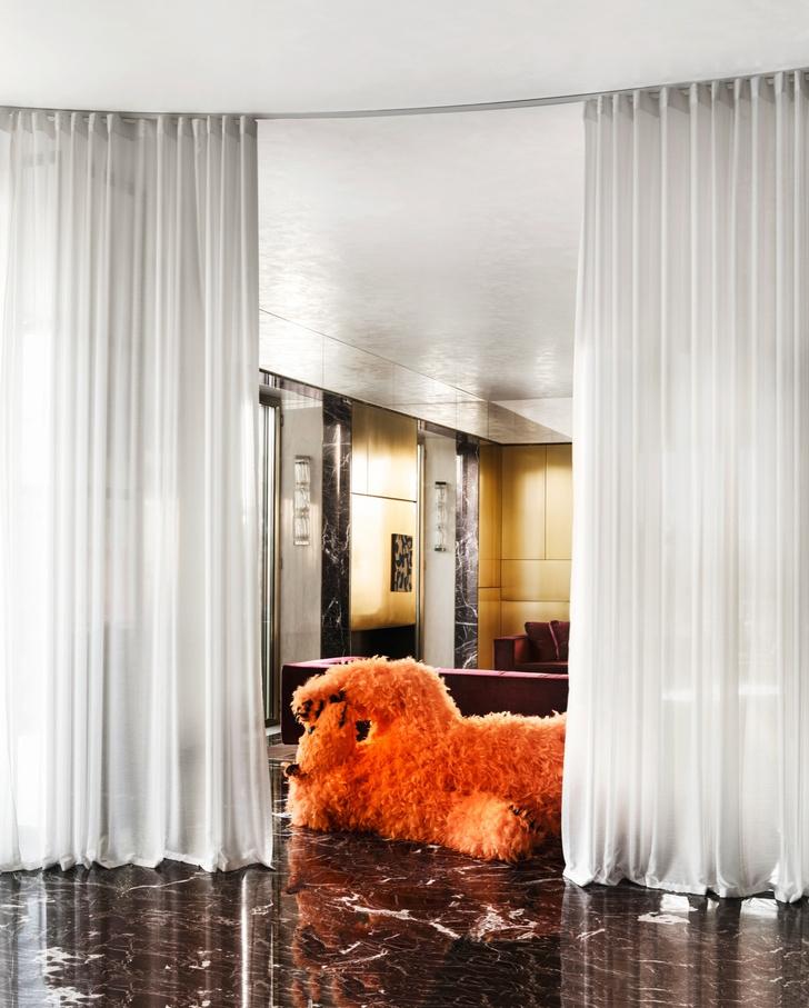 Интерьер с обложки: квартира архитектора   Луки Бомбассеи в Милане (фото 4)