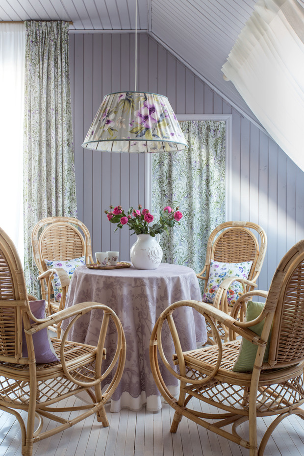 Цвет в интерьере: советы Жени Ждановой (фото 9)