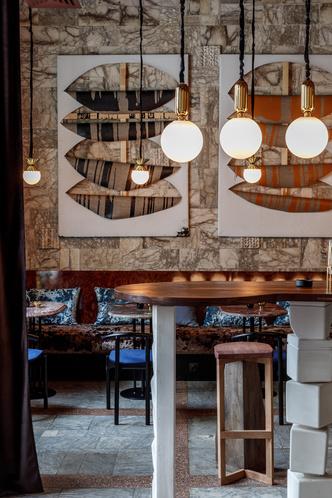 «Хлеб Да Винчи'К»: ресторан с дизайнерским интерьером в Краснодаре (фото 6.1)