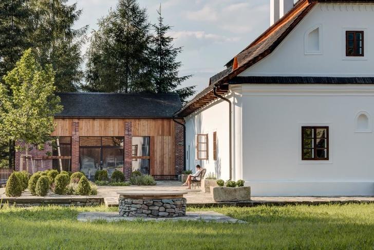 Сельский отель в Чехии (фото 1)