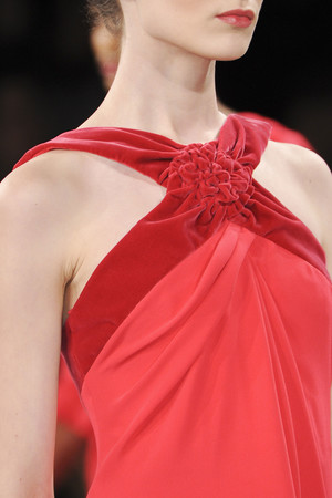 Показ Carolina Herrera коллекции сезона Осень-зима 2013-2014 года prêt-à-porter - www.elle.ru - Подиум - фото 507720