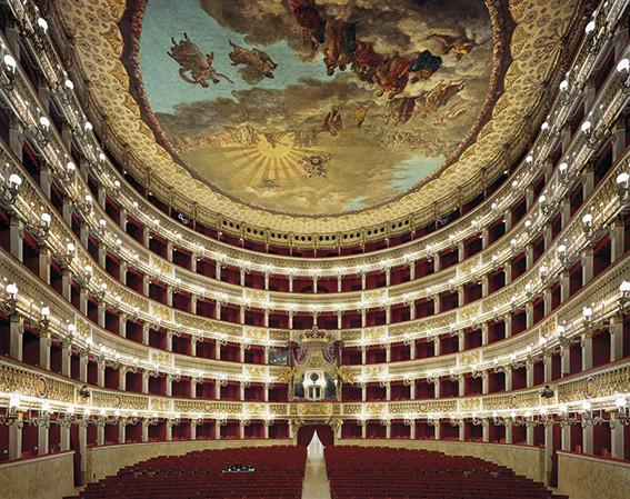 В миланском шоу-руме Visionnaire пройдет выставка Opera Дэвида Левенти | галерея [1] фото [2]