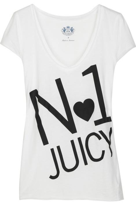 футболка Juicy Couture
