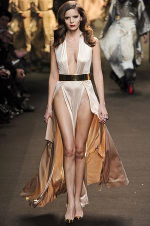 Показ Alexander Vauthier коллекции сезона Весна-лето 2011 года Haute couture - www.elle.ru - Подиум - фото 214933
