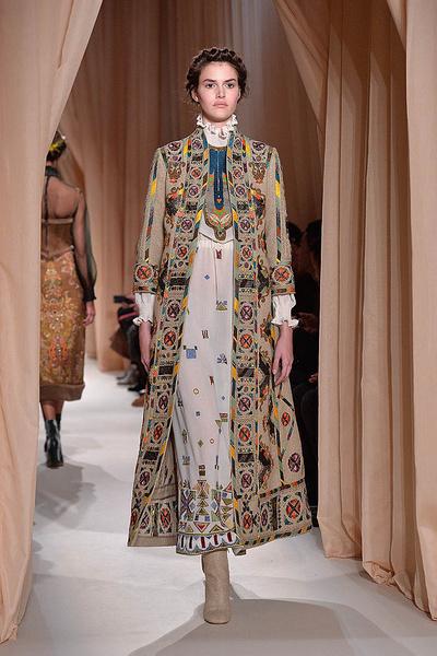 Показ Valentino Haute Couture   галерея [1] фото [37]