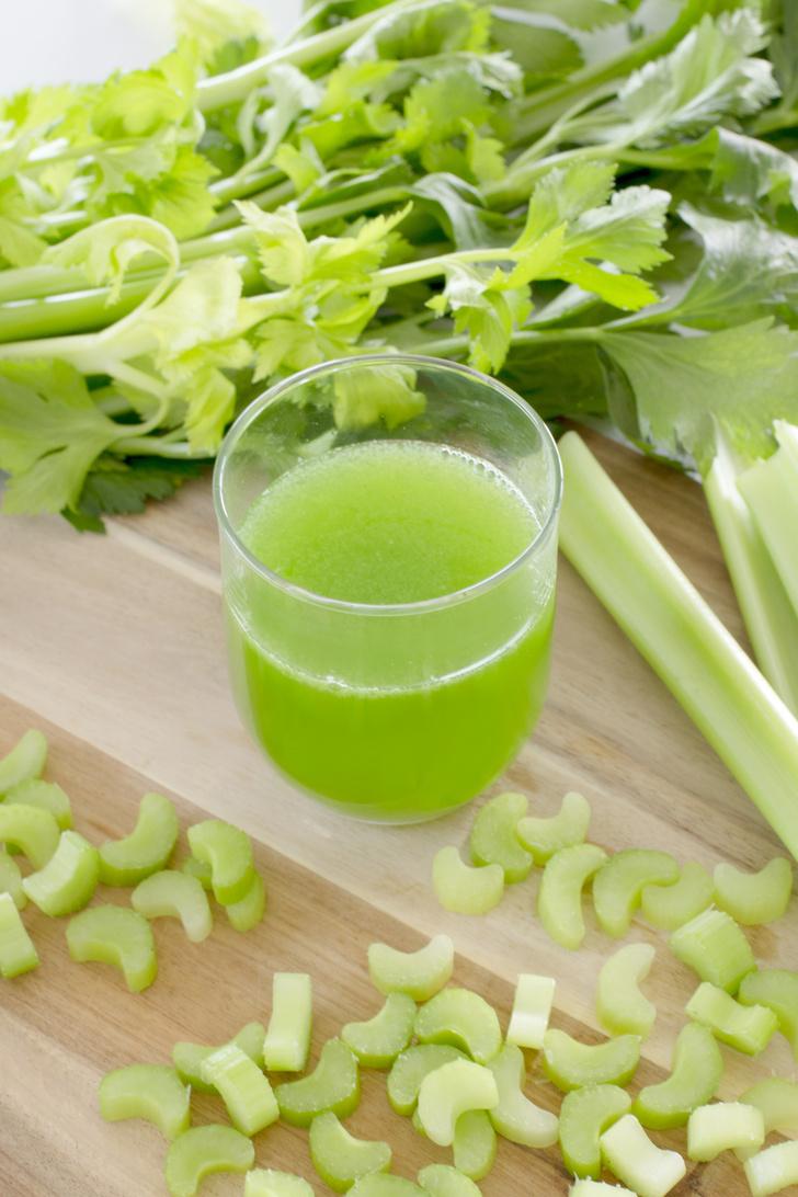 #Иммунитет: сок сельдерея, который пьют супермодели, чтобы не заболеть (фото 3)