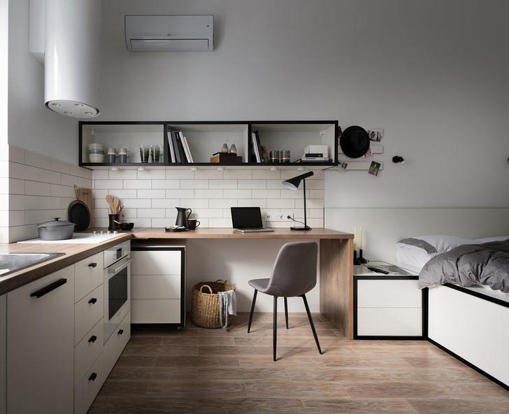 Квартира 18 м² (фото 4)