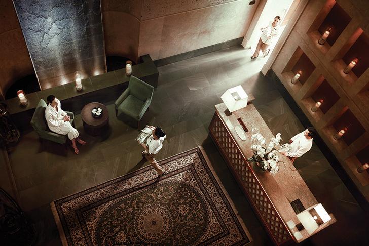 спа-ритуалы в Дубае