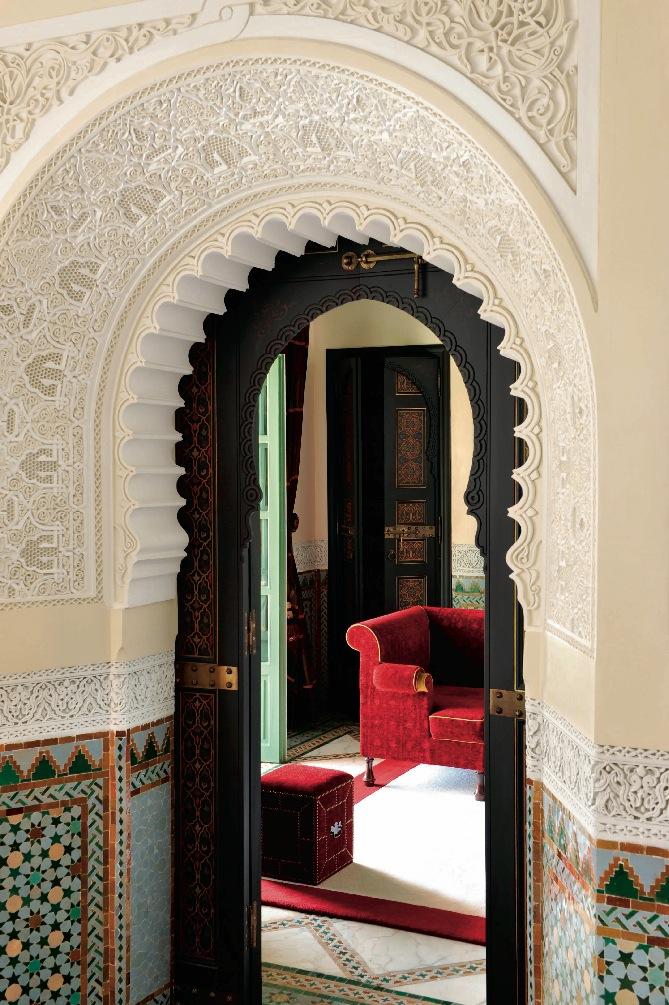 Oriental look: дизайнерские отели (фото 18)