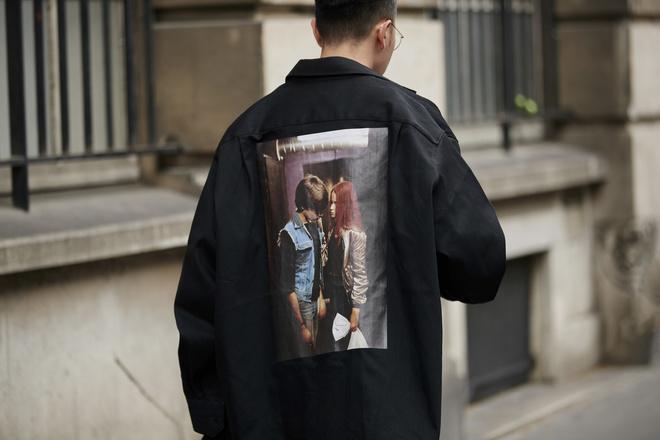 Лучшие стритстайл-образы на мужской Неделе моды в Париже (фото 5)