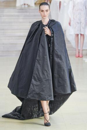 Показ Alexis Mabille коллекции сезона Весна-лето 2011 года haute couture - www.elle.ru - Подиум - фото 214845