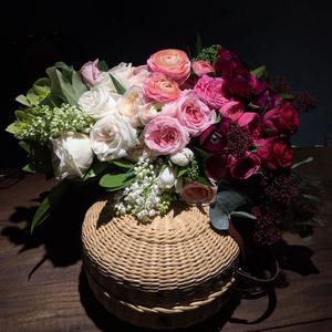 Дизайнерские букету ко Дню святого Валентина (фото 0.1)