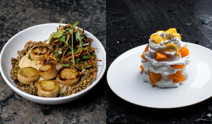 13 экстравагантных постных блюд в ресторанах Москвы (фото 7)