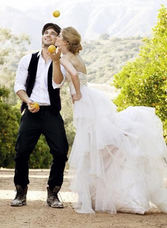 Конкурс на лучшую свадебную историю