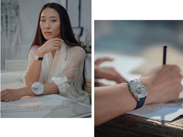 Одна из немногих: дизайнер Ицин Инь присоединилась к списку талантов Vacheron Constantin (фото 5)