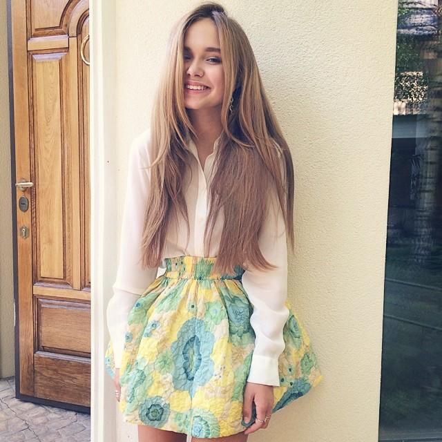 фото самых красивых девушек подростков 14 лет