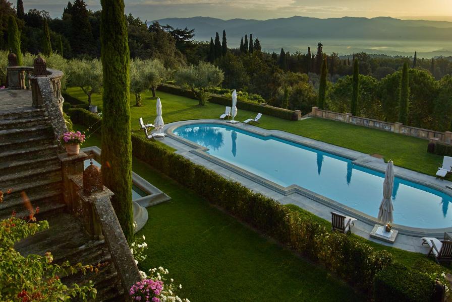 Дома звезд: вилла Стинга в Тоскане (фото 13)