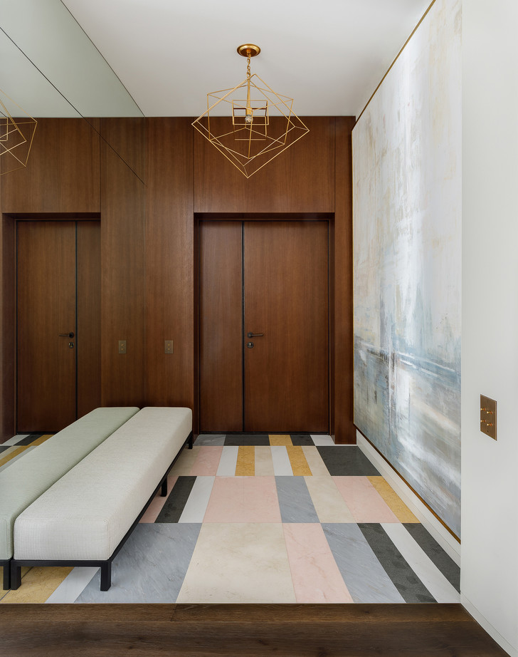 Светлая квартира 140 м² для семьи перфекционистов (фото 3)