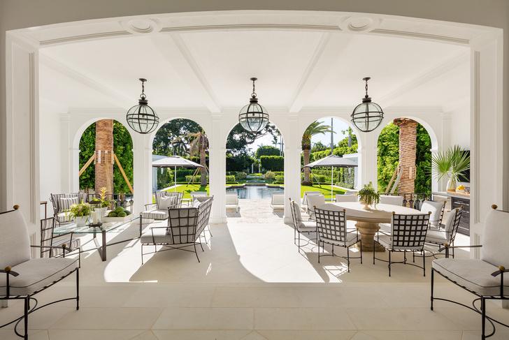 Новая жизнь памятника архитектуры Villa Primavera в Палм-Бич (фото 7)