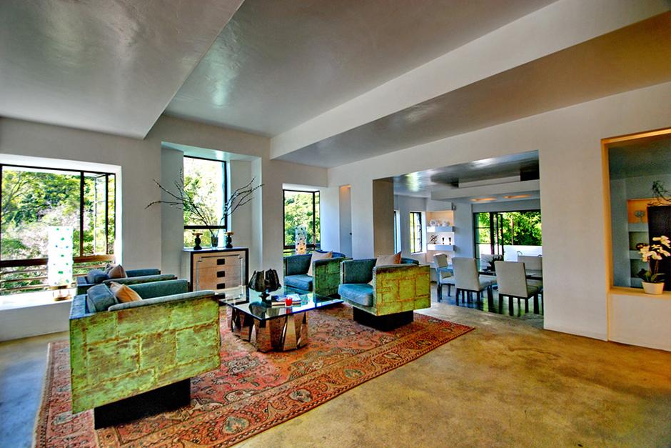 «Дом Самуэля-Новарро» по проекту Ллойда Райта вновь выставлен на продажу (галерея 7, фото 2)