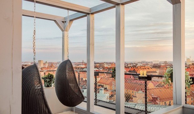 Blique by Nobis: отель по проекту Герта Вингорда в Стокгольме (фото 18)
