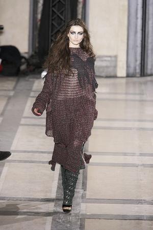 Показы мод Vivienne Westwood Осень-зима 2009-2010 | Подиум на ELLE - Подиум - фото 3109